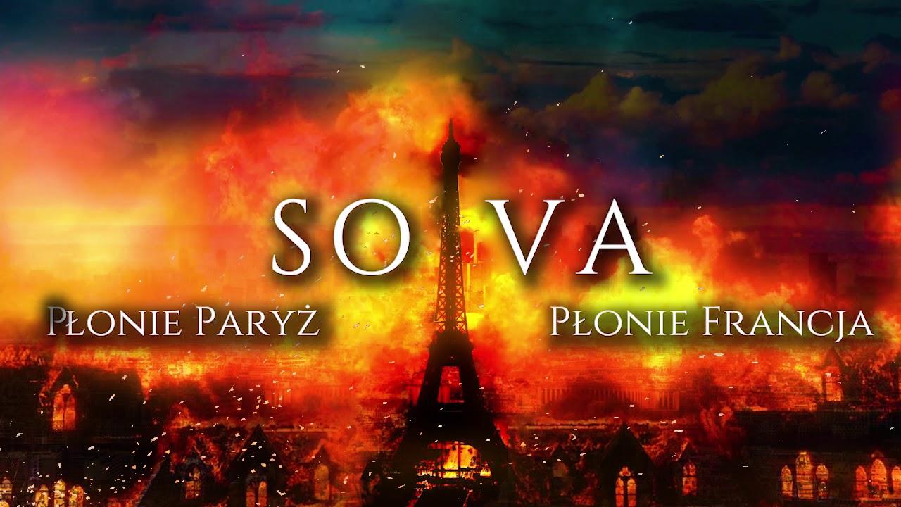 SOVA - Płonie Paryż, Płonie Francja (Prod. InsaneBeatz) [Sub: PL; FR; DE; ENG]