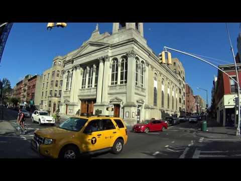 Passeggiata per il Greenwich Village