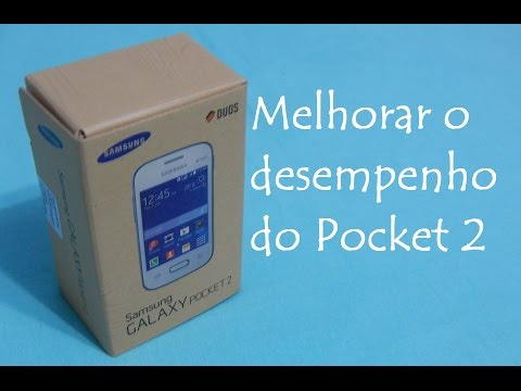Galaxy Pocket 2 | Como melhorar o desempenho ( SEM ROOT )