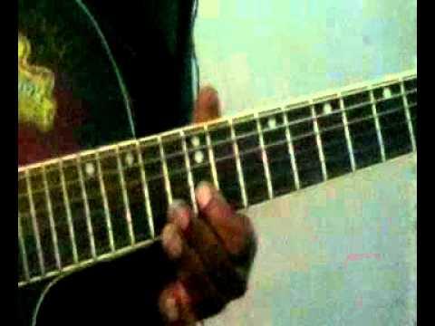 FUZON - KHAMAAJ GUITAR SOLO COVER - YouTube