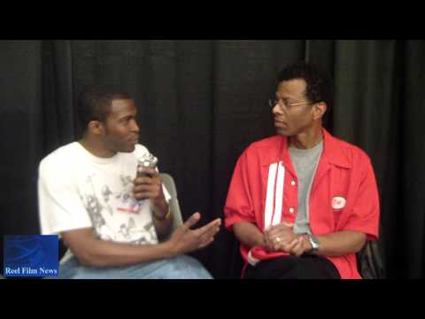 AWESOME CON 2013: Exclusive Interview w Phil LaMarr!