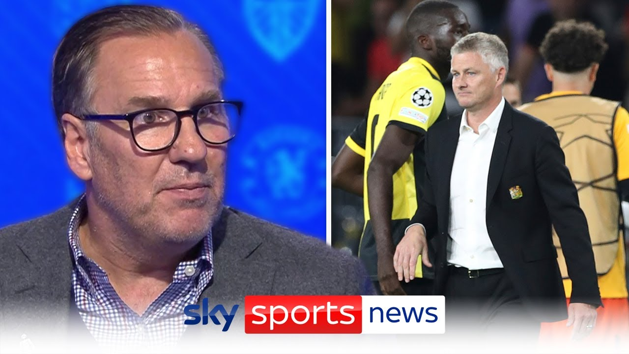 """Download """"This is why the jury is out on Solskjaer"""" - Paul Merson questions Ole's tactics against Young Boys"""