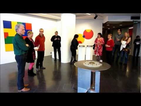 Mobiles and Modules Art Exhibition Opening - Gallery U, Hungarian Cultural Center Helsinki, Finland