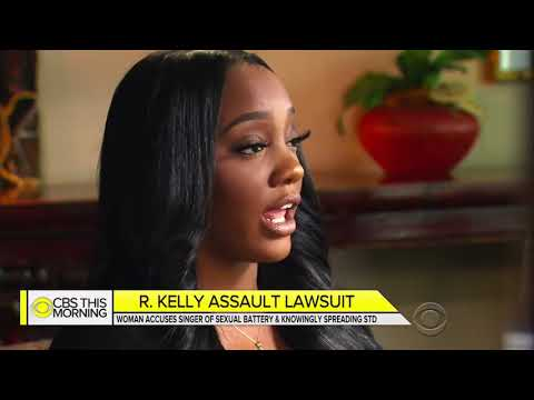 21Yearold Woman Speaks Out Against RKelly & Claims He Gave Her Herpes