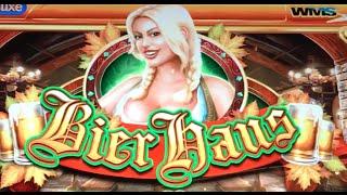 Bier Haus #ARBY ✦LIVE PLAY✦ Slot Machine Pokie in Las Vegas