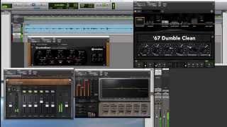 Bias Desktop | Soundtoys Crystalliser | Waves CLA & L3-16 | JM Jaguar