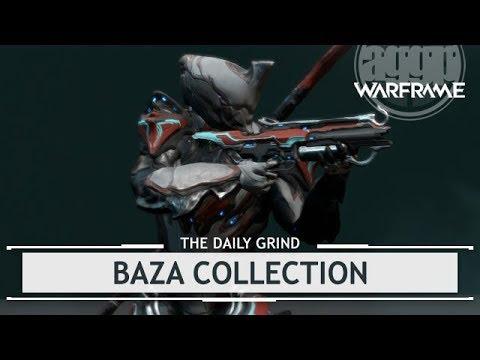 Warframe: Baza, Cassowar & Syrinx Armor - First Look