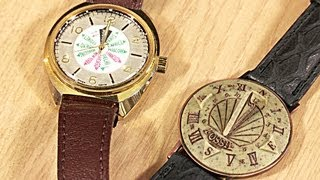 Tim's Amazing Watches