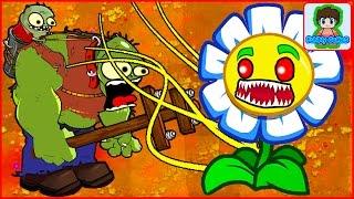 Игра Растения против зомби от Фаника Plants vs zombies 13