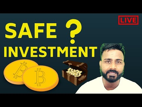 HOW SAFE BITCOIN INVESTMENTS ARE?