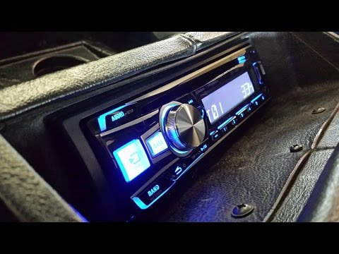 How to Install a Head Unit (The12Volters) - YouTube