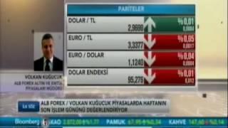 ALB Forex Altın Ve Emtia Müdürü Volkan Kuğucuk - Tel. Bağlantısı.- Bloomberg HT