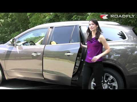 Roadfly.com - 2011 Buick Enclave CXL Test Drive & Review