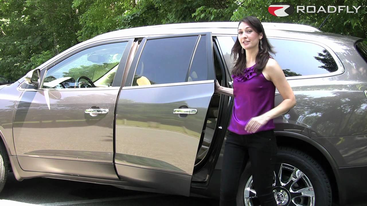 youtube review buick cxl watch enclave test drive com roadfly