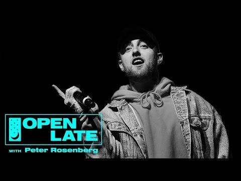 Mac Miller Tribute ft. Kendrick Lamar, MGK, Macklemore & More   Open Late with Peter Rosenberg