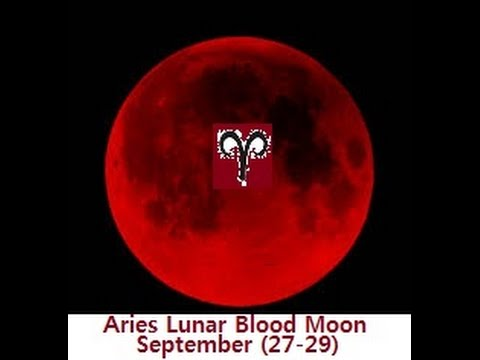 blood moon meaning for aries - photo #5