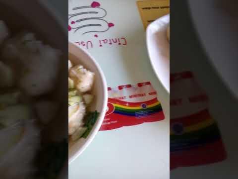 Makanan yang wajib di makan kalo ke baturaja sumsel