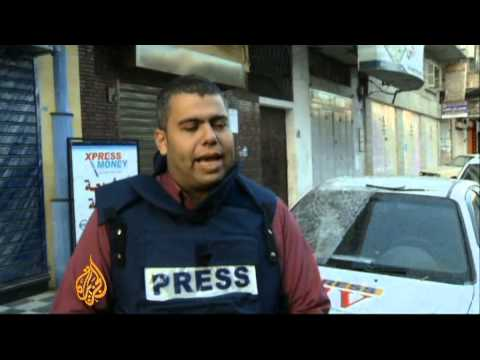 Israel continues to bombard Gaza