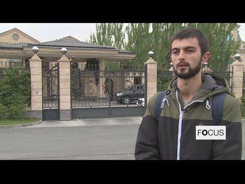 Vidéo : en Arménie, la jeunesse s'élève contre les oligarques