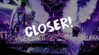 The Chainsmokers - Closer (Lyric) ft. Halsey (1 Hour Loop)