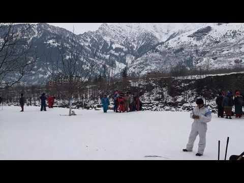 Manali snow point (sudhir)jan2017