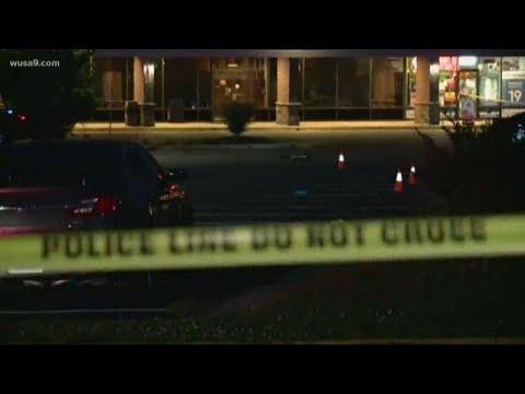 Police Investigate Shopping Center In Chantilly, Virginia