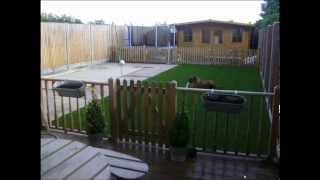 Artificial Grass For Dogs - Installation In Bedford