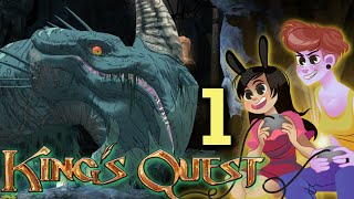 KINGS QUEST Episode 1 - 2 Girls 1 Let