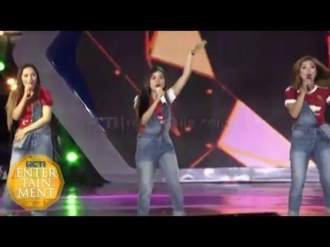 Trio Macan - Iwak peyek [GO! CHAMPIONS CONCERT] [15 September 2015]