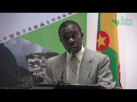 Prime Minister Keith Mitchell - Caribbean Growth Forum Phase 2 Launch 2017  - part 2