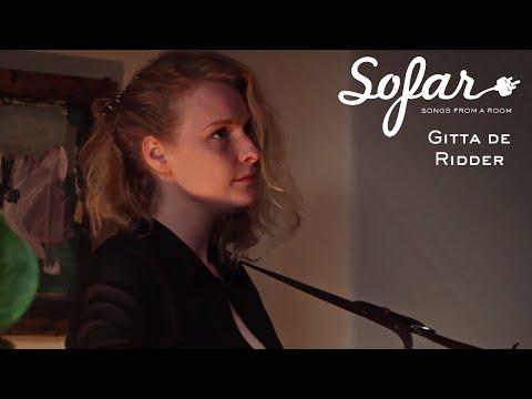 Gitta de Ridder - My Dear, Oh Boy, Oh Man | Sofar Manchester