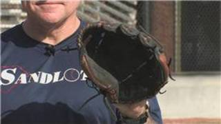 Baseball Gloves & Skills : How to Oil a Baseball Glove