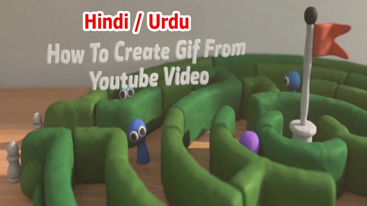 How to Create GIF Animation From Youtube Videos (Hindi ...