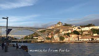 유럽 여행 브이로그  포르투갈 포르투 여행 | 분위기에…