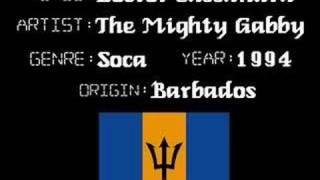 Mighty Gabby - Doctor Cassandra - Soca Music