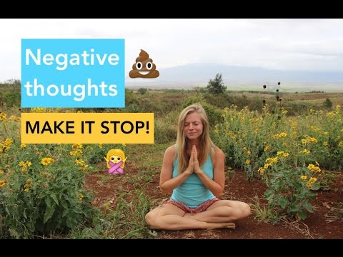 Stop Negative Mind Talk! | Guided Meditation 🙏 (Seriously...Just try it!)