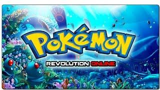 EN DIRECTO | POKEMON REVOLUTION ONLINE | GAMEPLAY ESPAÑOL JUEGO RANDOM | ANDROID Y PC
