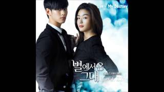 Video [ENG] Lyn (린) - My Destiny (You Who Came From The Stars OST) download MP3, 3GP, MP4, WEBM, AVI, FLV Maret 2018