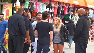 Funniest Bodyguard Prank Experiment