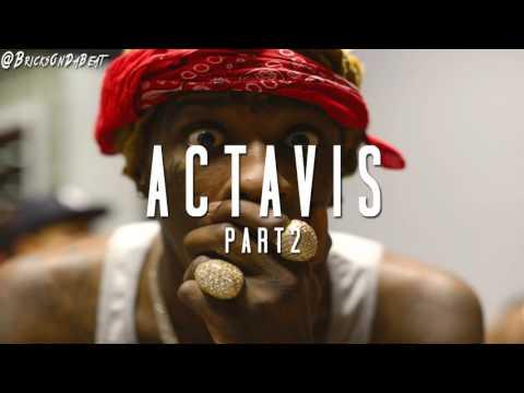 "Young Thug X Metro Boomin X Future Type Beat ""ACTAVIS Pt 2"" | Prod. By @BricksOnDaBeat"