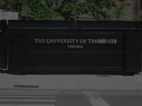 The University of Tennessee: Virtual Walking Tour