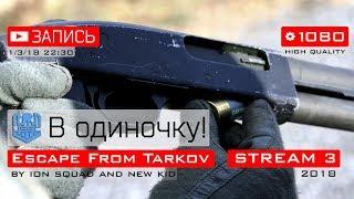 [ЗАПИС СТРІМУ] Escape From Tarkov - поодинці! [НІЧНИЙ] [#3]