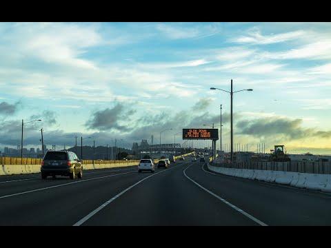 20-16 San Francisco Bay Area: The Old Bay Bridge & More (Video 13-19 Remixed) - Freewayjim