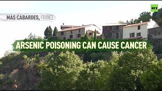 Arsenic epidemic? 30+ children in France poisoned following toxic leak from gold mine