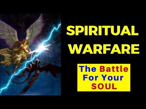 Catholic Spiritual Warfare (with a Catholic priest)