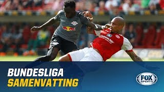 HIGHLIGHTS | Mainz 05 - RB Leipzig