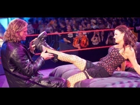 Edge and lita sex