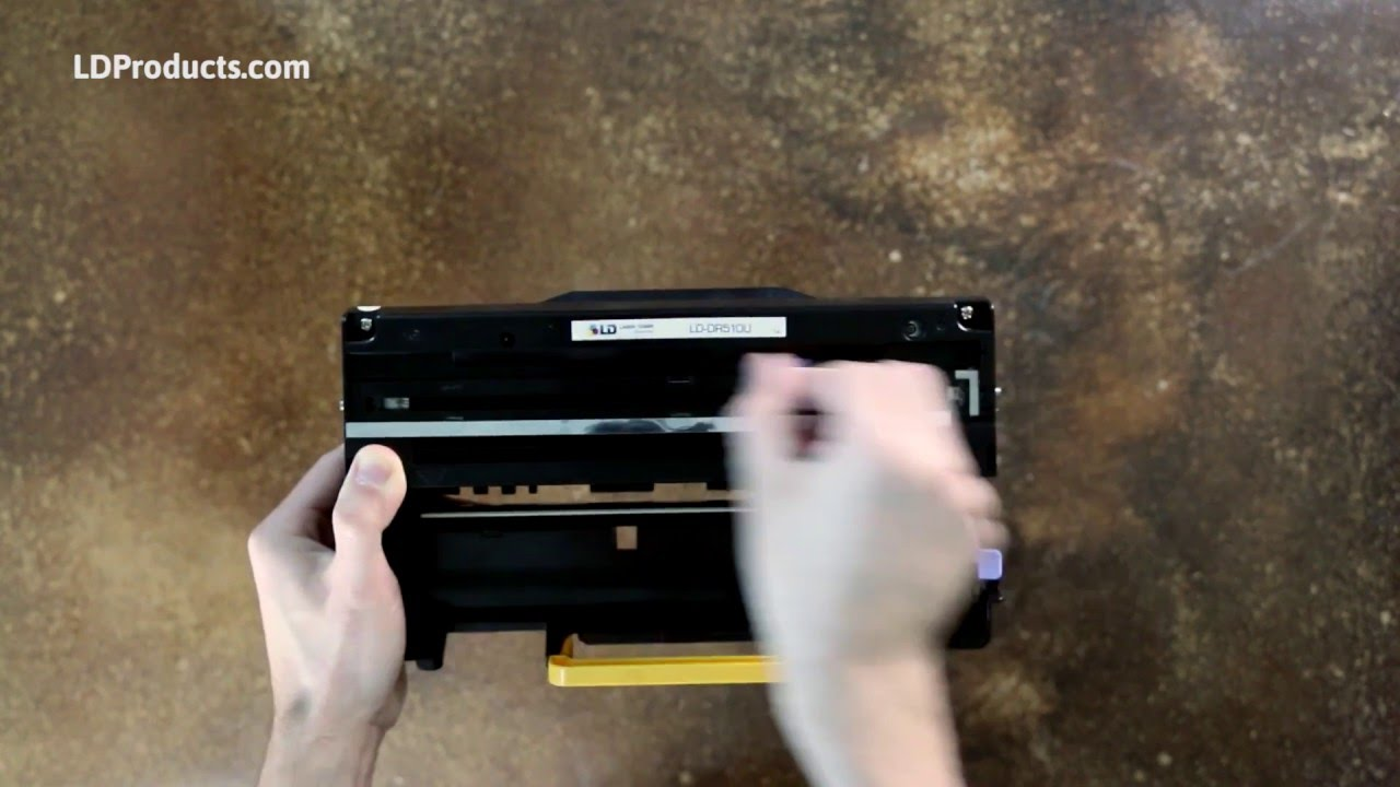 How can I fix my laser printer's streaking issue? – LD Help