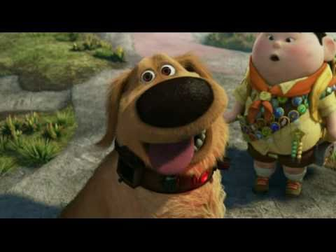 Pixar's Up: Funny Scenes Mp3