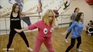 Just Move уличные танцы (vogue, dancehall)